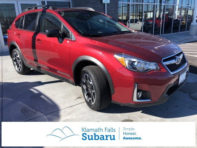 Certified Pre-Owned 2016 Subaru Crosstrek 2.0i