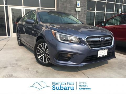 Certified Pre Owned 2018 Subaru Legacy 2.5i